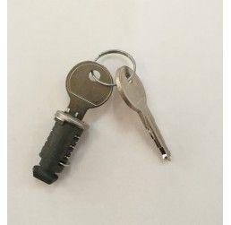 Roof rack lock insert (2 keys)