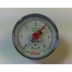 Manometr precyzyjny zgodny z normą EN 12645