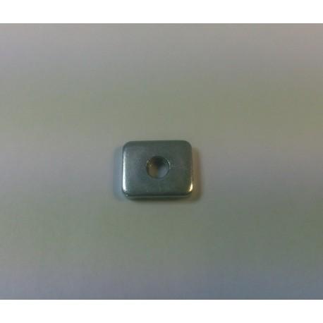 Nakrętka prostokątna M6 bagażnika Homar Al 2 / Homar Al 3