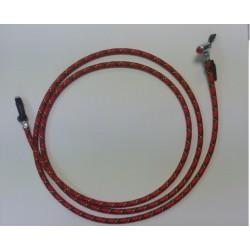 Wąż kompletny do pompki nożnej 2,5 mb