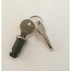 wkładka zamkowa bagażnika (2 klucze)