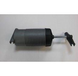 Foot pump cylinder