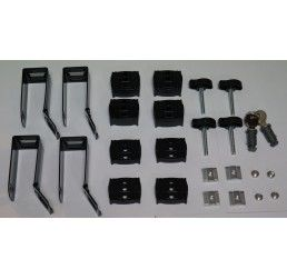 A set of assembly elements...